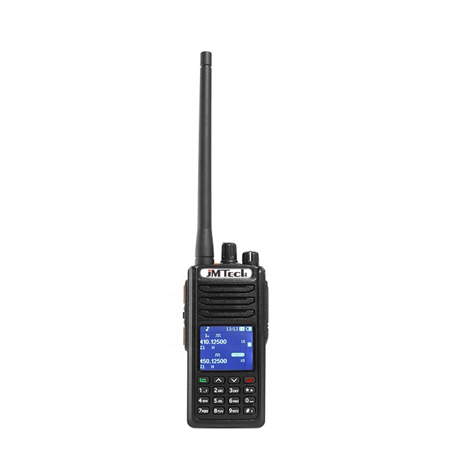 long range walkie talkie 5W dual band dmr walkie talkie walkie talkie OEM two way radio JM-D3188