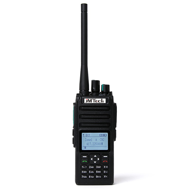 New Red CE FCC Approved IP66 DMR Digital walkie talkie two way radio JM-D3588