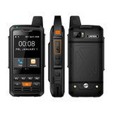 Big touch screen network radio zello real ptt android walkie talkie belt clip 4g walkie talkie with